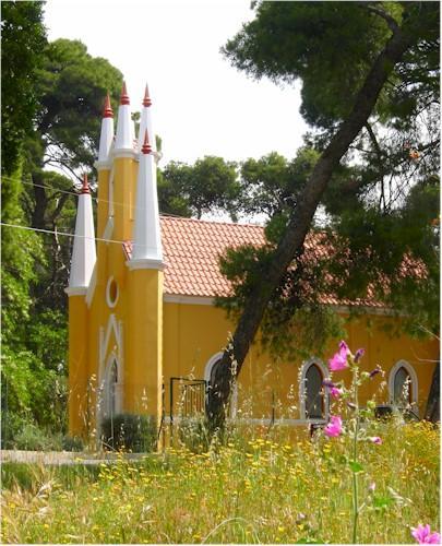 Ο Ιερός Ναός Αγίου Ανδρέα